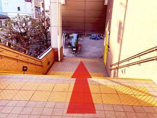 道順の案内図4