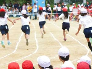 子どもの運動のイメージ写真